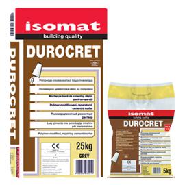 ρητινούχο επισκευαστικό τσιμεντοκονίαμα DUROCRET