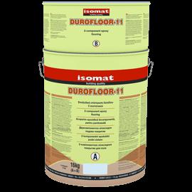 DUROFLOOR 11 Έγχρωμη, εποξειδική βαφή και αυτοεπιπεδούμενη επίστρωση δαπέδου