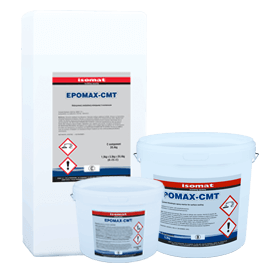 EPOMAX-CMT Θιξοτροπικό ρητινοκονίαμα τοίχου και δαπέδου