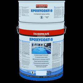 EPOXYCOAT-S Εποξειδικό χρώμα 2 συστατικών για βαφή πισίνων
