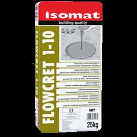 FLOWCRET 1-10 τσιμεντοκονίαμα εξομάλυνσης δαπέδων