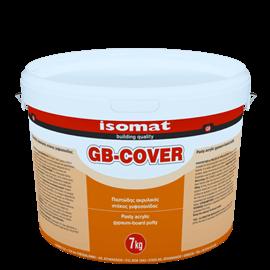GB-COVER έτοιμος προς χρήση στόκος σπατουλαρίσματος γυψοσανίδας