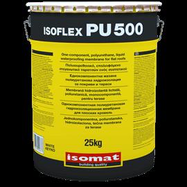 ISOFLEX-PU 500 Πολυουρεθανικό, επαλειφόμενο στεγανωτικό ταρατσών