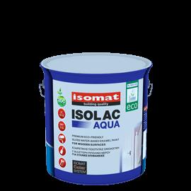IISOLAC ΑQUA ECO GLOSS Εξαιρετικής ποιότητας, οικολογική ριπολίνη νερού