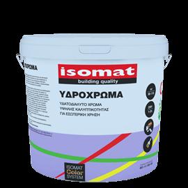 ISOMAT ΥΔΡΟΧΡΩΜΑ Υδατοδιαλυτό χρώμα εσωτερικής χρήσης
