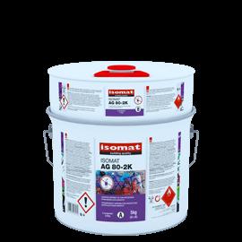 ISOMAT AG 80-2K Διάφανο, πολυουρεθανικό βερνίκι