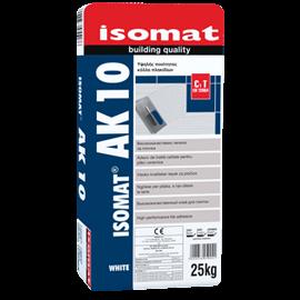 ISOMAT AK-10 Τσιμεντοειδής κόλλα πλακιδίων με μηδενική ολίσθηση