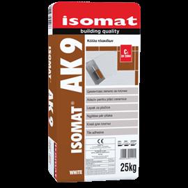 ISOMAT AK-9 Τσιμεντοειδής κόλλα πλακιδίων