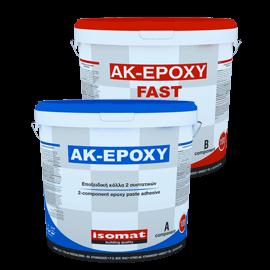 ISOMAT AK-EPOXY FAST Ταχύπηκτη, εποξειδική κόλλα