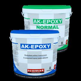 ISOMAT AK-EPOXY NORMAL Εποξειδική κόλλα, 2 συστατικών, για μάρμαρα και γρανίτες