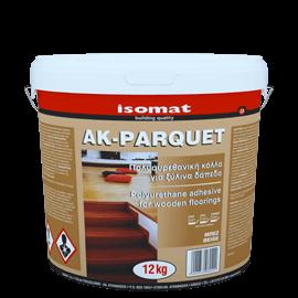 ISOMAT AK-PARQUET Ισχυρή, πολυουρεθανική, έτοιμη προς χρήση κόλλα