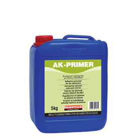 ISOMAT AK-PRIMER Υψηλής ποιότητας αστάρι πρόσφυσης για κόλλες πλακιδίων