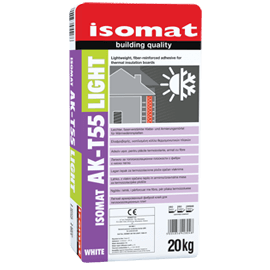 isomat ak t55 light white