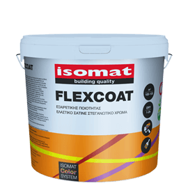 isomat flexcoat εξαιρετικής ποιότητας