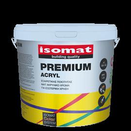 προϊόν isomat premium acryl