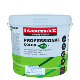 προϊόν isomat professional color