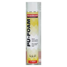 ISOMAT PU-FOAM Αυτοδιογκούμενος αφρός πολυουρεθάνης ενός συστατικού
