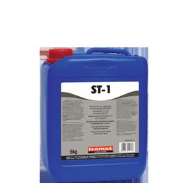 ISOMAT ST-1 Ειδικός εμποτισμός για τοιχοποιίες καταπονημένες από άλατα