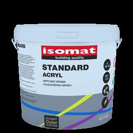 προϊόν standard acryl isomat