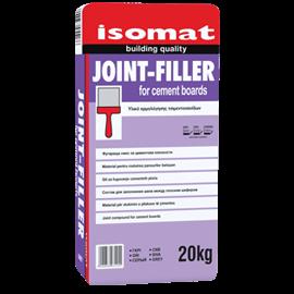 JOINT-FILLER Ινοπλισμένο, ρητινούχο, τσιμεντοειδές υλικό για αρμολόγηση τσιμεντοσανίδων