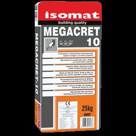 MEGACRET-10 επισκευαστικό τσιμεντοκονίαμα υψηλών αντοχών