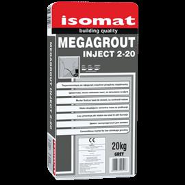 MEGAGROUT-INJECT 2-20 Τσιμεντοκονίαμα υψηλής ρευστότητας