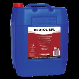 REOTOL-SPL Υπερρευστοποιητής σκυροδέματος τύπου F