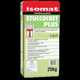 STUCCOCRET-PLUS τσιμεντοειδής στόκος