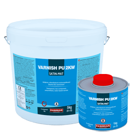 VARNISH-PU 2KWπολυουρεθανικό βερνίκι