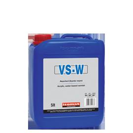 VS-W προστατευτικό βερνίκι νερού με νανομοριακή δομή