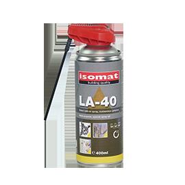 ISOMAT LA-40 Ειδικό λάδι σε spray