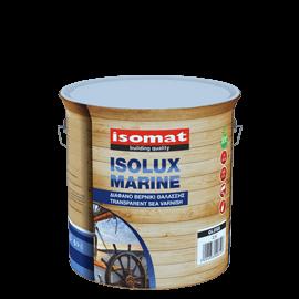 ISOLUX MARINE Εξαιρετικής ποιότητας, διάφανο βερνίκι θαλάσσης για ξύλινες επιφάνειες