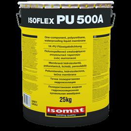 ISOFLEX-PU 500 A Γρήγορης πήξης, πολυουρεθανικό, επαλειφόμενο στεγανωτικό ταρατσών