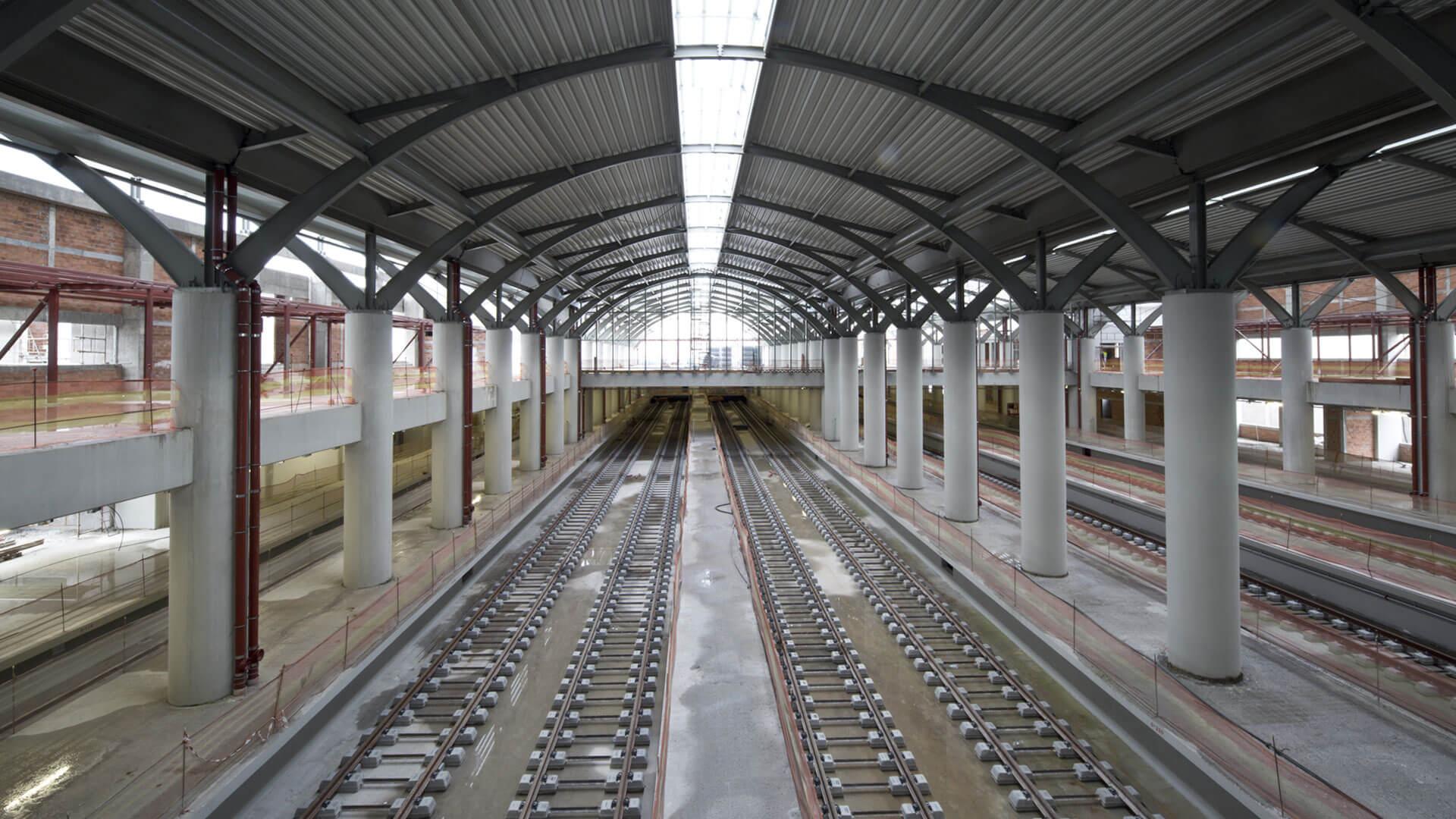 εικόνα από μετρό
