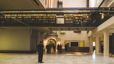 βιβλιοθήκη Βodleian 2