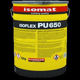 ISOFLEX-PU 650 Διάφανο, ενός συστατικού, πολυουρεθανικό στεγανωτικό για υφιστάμενες επιφάνειες