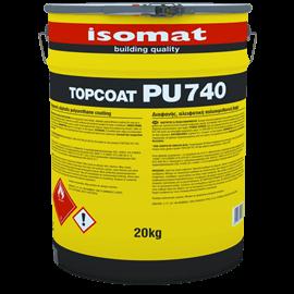 TOPCOAT-PU 740 σφραγιστικό βερνίκι