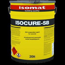 ISOCURE-SB Αντιεξατμιστική προστασία νωπού σκυροδέματος
