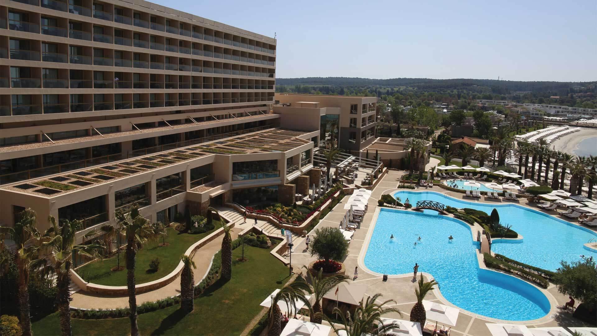 Sani Resort Χαλκιδικής