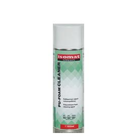 ISOMAT PU FOAM CLEANER Διάφανο ειδικό καθαριστικό αφρού πολυουρεθάνης