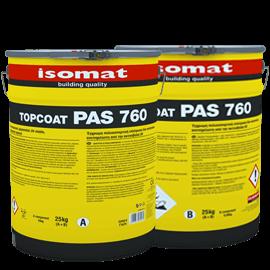 TOPCOAT-PAS 760 προστατευτική επίστρωση δαπέδων