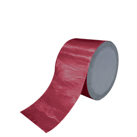 BITUMINOUS TAPE RED